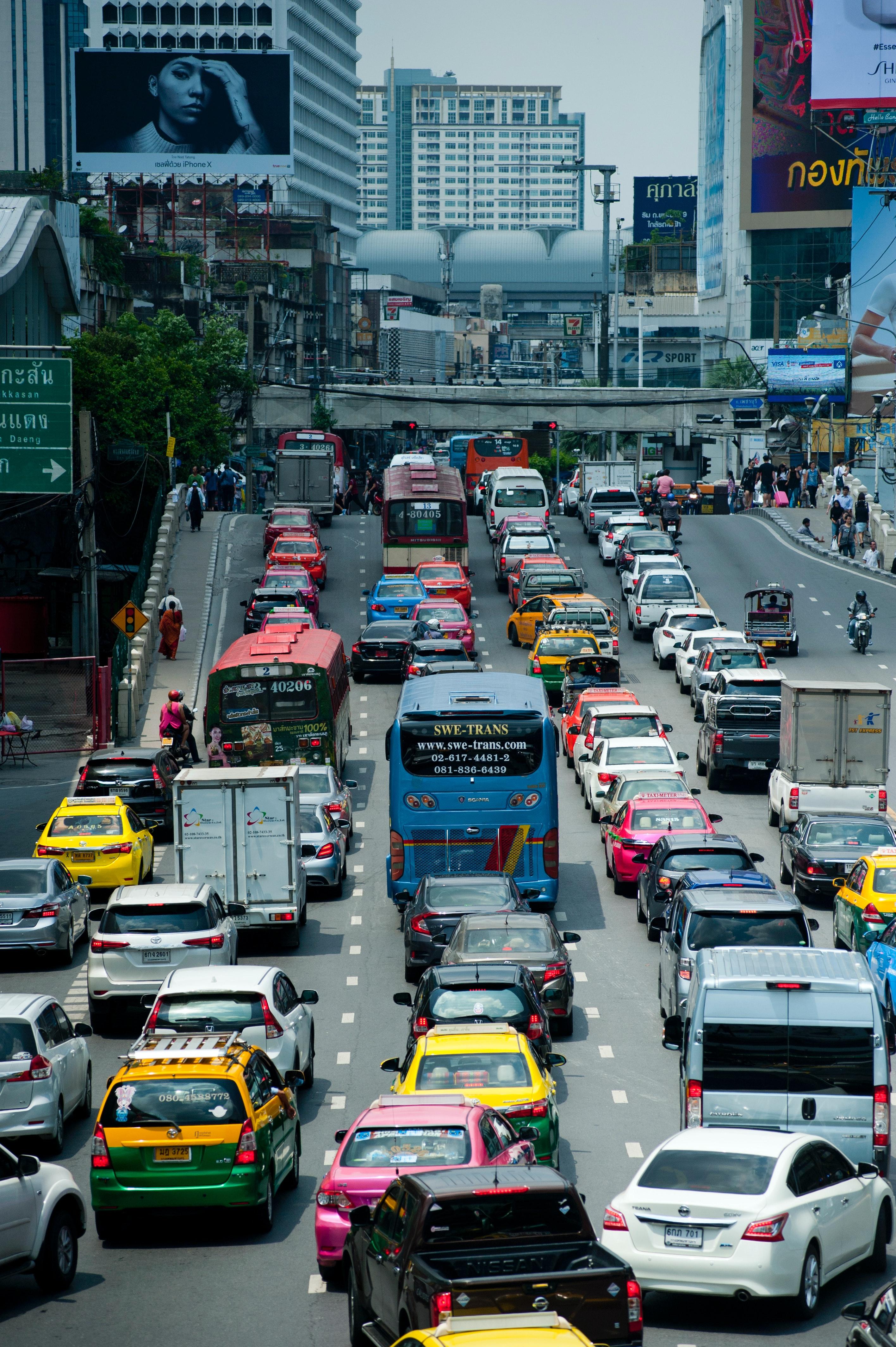 最新!中国最拥堵的城市出炉?