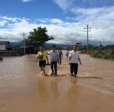21条河流发生超警洪水