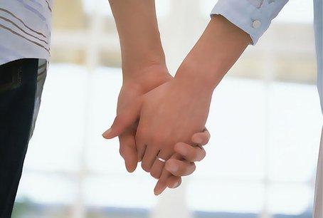 牵你的手,唯愿时光不老