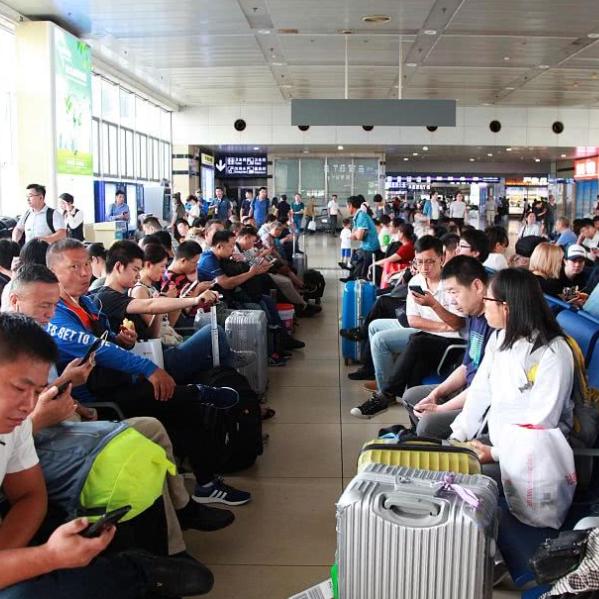 中秋铁路预计发送旅客4千万人次