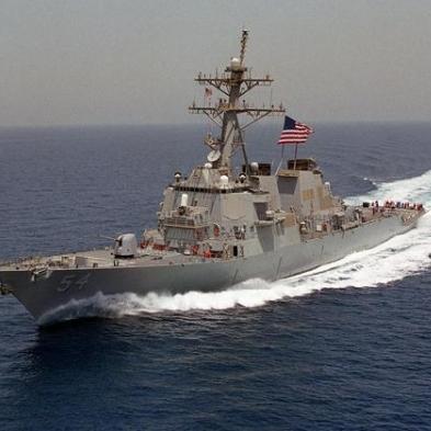 东部战区回应美舰过航台湾海峡